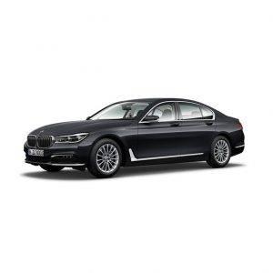 BMW 7-sērija (F01) (no 2012.g.)