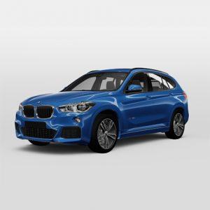 BMW X1 (F48)